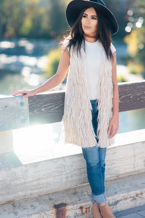Aurielle Fall Fashion and Glamour