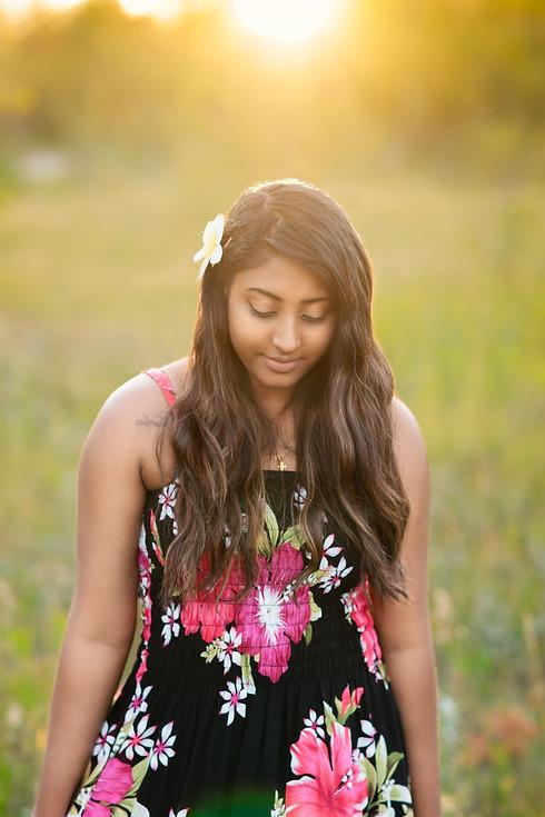 Aileen from Numa Models - Cultural Summer Dress