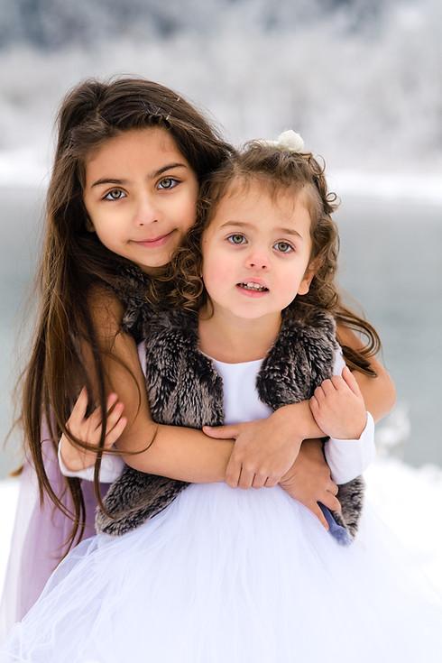 Winter Photo Session - Children