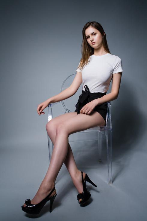 Diana Model - Studio Photo Session