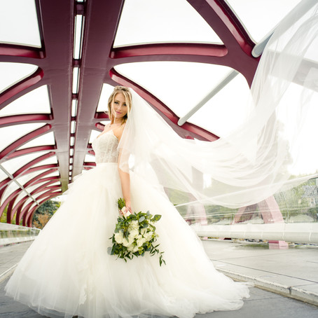 Calgary Top 12 Best Outdoor Wedding Party Photo Locations and Venues for Wedding & Elopement Photos
