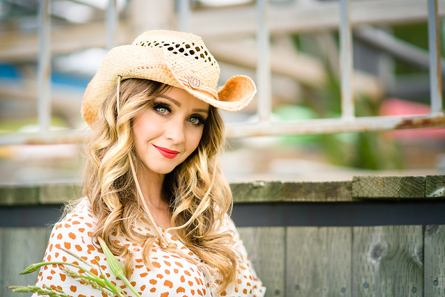 Monika of Glam and Beyond - Cowgirl