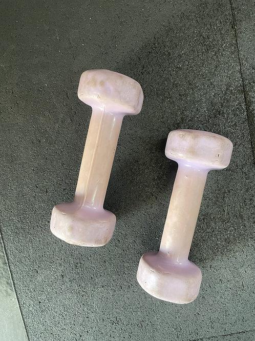 3 pound dumbbells - pair (2)