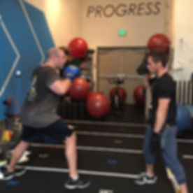 Hermosa Beach Interval & Circuit Training Poise Boxing