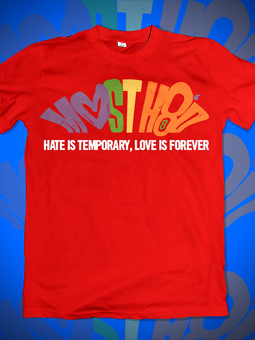 """RED TL MOSTH8D """"Standard Tee"""""""