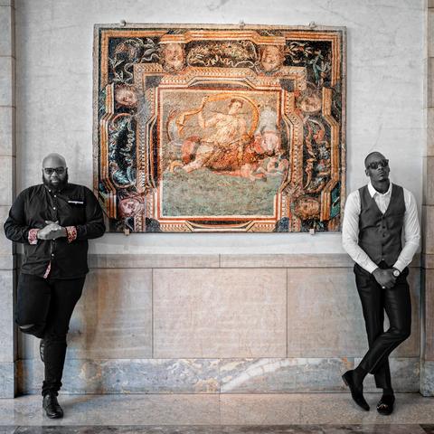 Angel Hendrixx & EV Newman-Ignorant Elegance