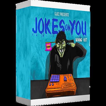 Ojizz-Jokes On You Sound Kit