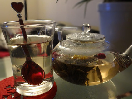 Stimulating Teas With Nyala Coming Soon...