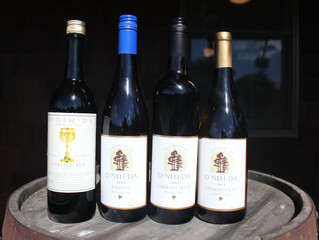 Sacramental Wines Consumption booms at Easter