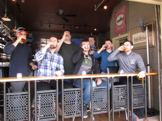 #Daydrinking, and the Craft Beer Boom