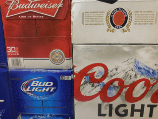 Consolidation in the Beer Industry forced by Craft Beer Sales