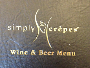 Local Wines and Local Menus