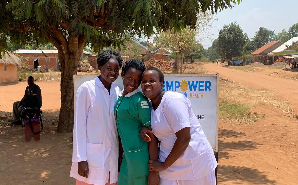 mpunde-health-center-team