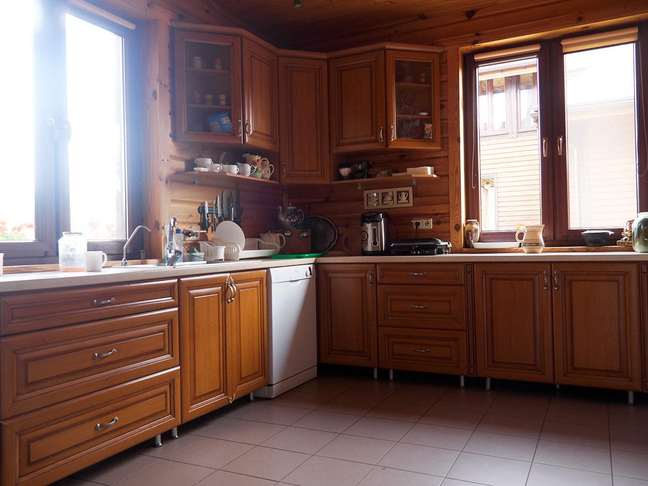 кухня, центр панчакарми Amrita