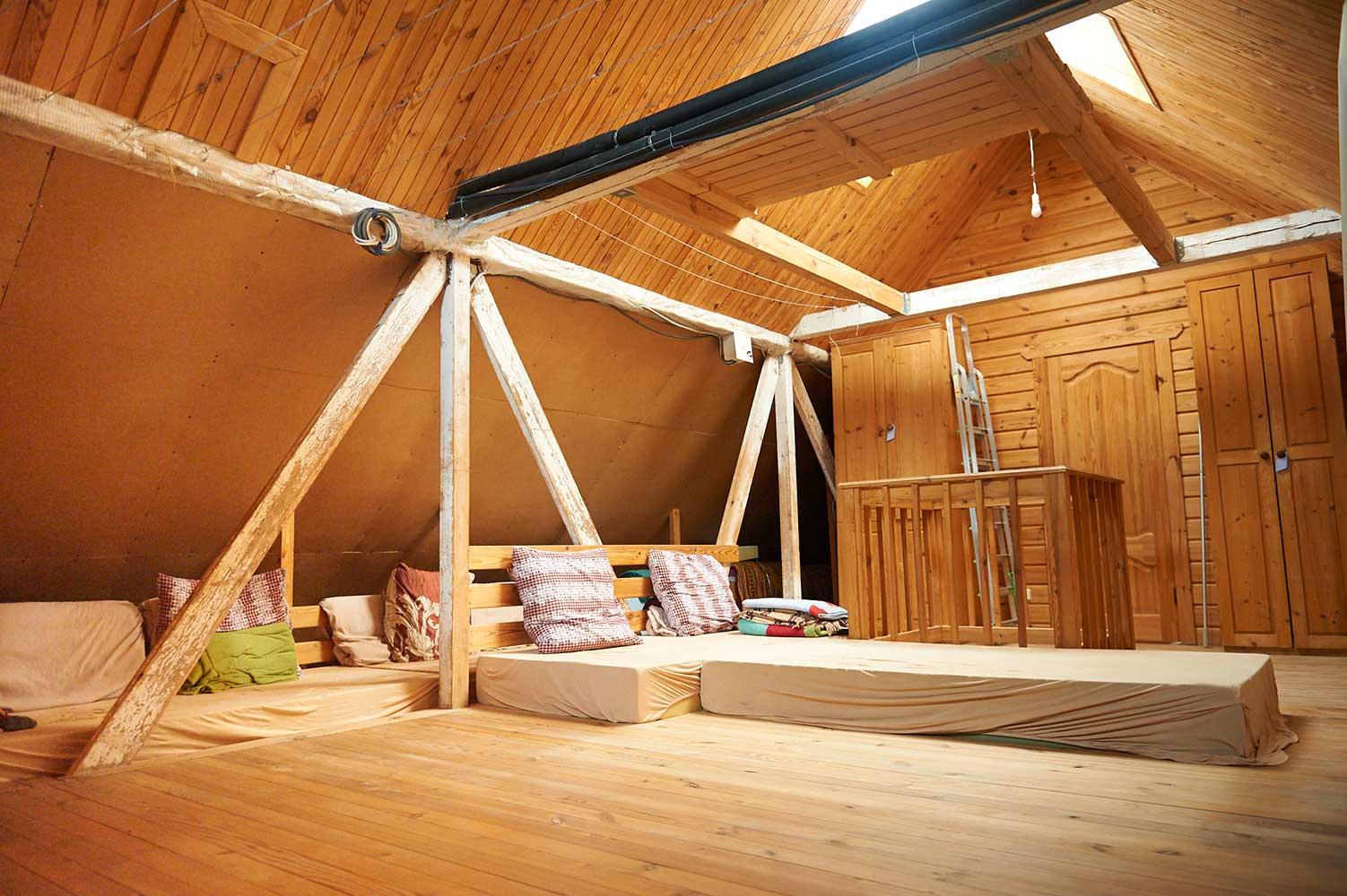 Кімната йоги, центр панчакарм Amrita