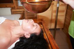 широдхара процедура центр панчакармы