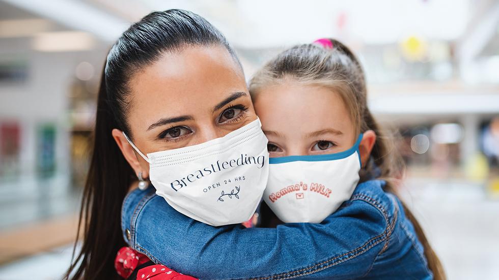 Breastfeeding Masks