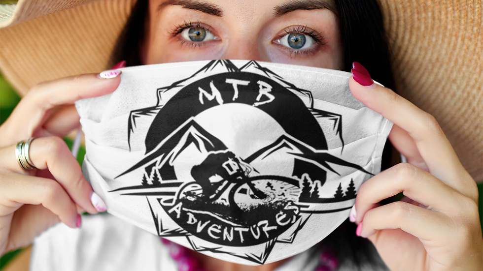 MTB-Adventures mask LIMITED EDITION