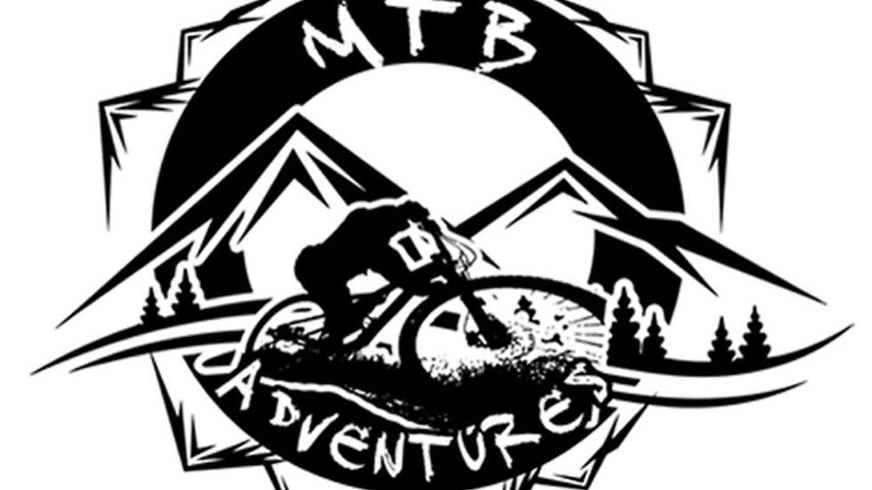 MTB Adventures stickers