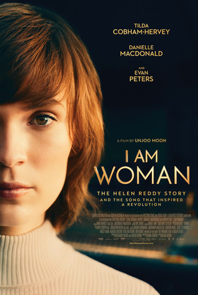 I Am Woman--The Helen Reddy Story--Inspires More Than The Women In The Audience.