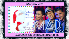 """Mad Jazz Brings It """"Home For The Holidays"""" Exclusive Interview With Behind The Scenes"""