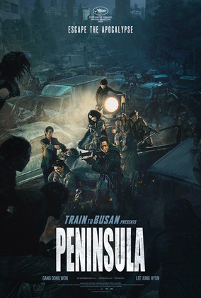 Peninsula Movie Review--Story Over Gore-Now In Theaters(Well go USA)