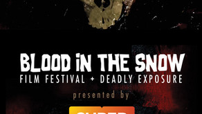 Blood In The Snow Film Festival Movie Reviews- The Shorts!