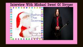 Interview With Michael Sweet Lead Singer of Stryper --Exclusive Interview With Behind The Scenes
