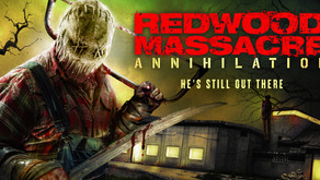 Press Release---Redwood Massacre; Annihilation -He's Still Out There