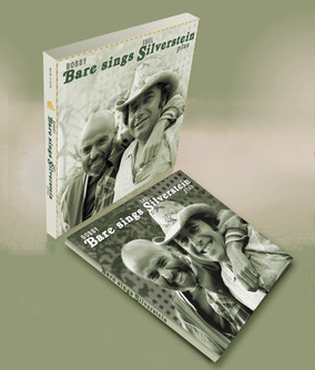 8-CD BOX SET- COUNTRY LEGEND BOBBY BARE'S LONG HISTORY W/ SONGWRITER/HUMORIST SHEL SILVERSTEIN,Oct 2