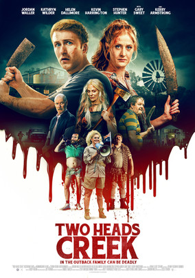 "Two Heads Creek Movie Review-""Nothing Worse Than Extended Family""--(The Horror Collective)"