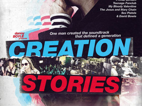 """Contest-- iTune Codes Available For """"Creation Stories"""" --LevelFilm-Available July 20/21"""