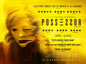 Possessor-- A New Vision From Brandon Cronenberg(Elevation Pictures) Available Now