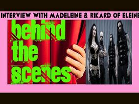 Interview With Madeleine & Rikard From Eleine --Skype Audio Interview.