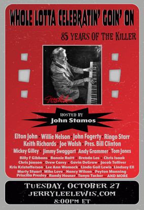 Whole Lotta Celebratin' Goin On: 85 Years Of The Killer Adds Ringo Starr, Keith Richards, & More