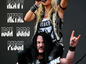 Interview #2-With Heavy Metal Icon Doro Pesch