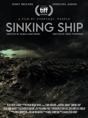 Short Cuts---Sinking Ship, Found Me & Succor All World Debuts At TIFF 2020