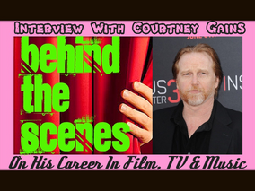 Interview With Courtney Gains