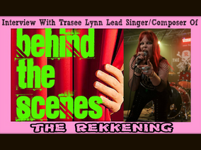 Interview With Trasee Lynn Lead Singer of The Rekkening