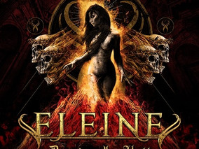 Eleine-Dancing In Hell  Music Review (Black Lodge Records) (Now Available)