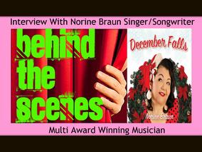 Interview With Norine Braun Nov 16, 2020