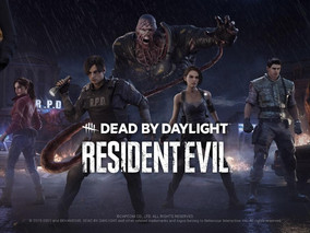 Montreal's-The Monster Factory's Talent Lend Their Voices To 'Dead by Daylight: Resident Evil'