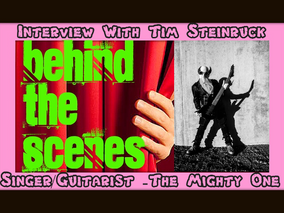 Interview with Tim Steinruck of The Mighty One!
