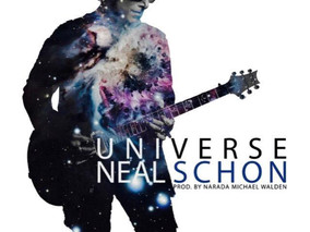 Press Release - NEAL SCHON Releases Hotly Anticipated, Solo Album, 'Universe' (Tag Publicity)