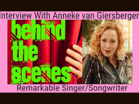 Interview With Anneke Van Giersbergen Singer/Songwriter