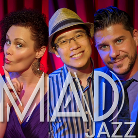Mad Jazz--Interview with Behind The Scenes & LIVE Zoom Concert Friday, November 6, 2020