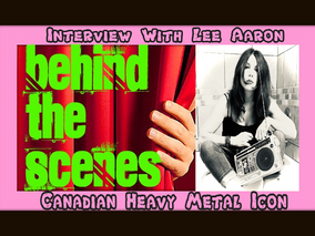 Interview With Heavy Metal Canadian Icon Lee Aaron!
