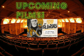 Upcoming Films--The Glorias Trailer Premiere