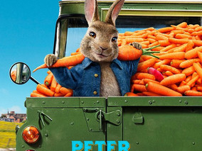 Peter Rabbit 2-Rent It At Home July 2, 2021
