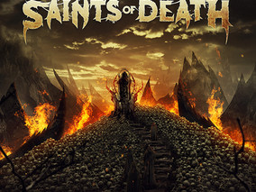 Saints Of Death -Ascend To The Throne Music Review-(Available Now)--Asher Media Relations
